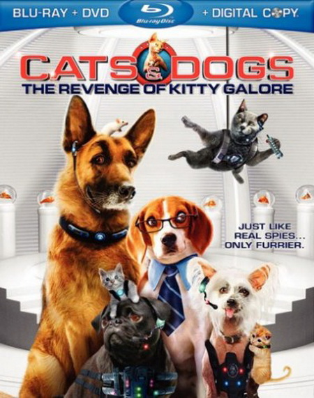 Cats and dogs 2 movie if you like my opinion on
